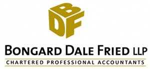 Bongard Dale Fried, LLP, Chartered Professional Accountants